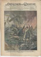 Rivista Del 1917 Terremoto A MONTERCHI Arezzo - Vor 1900