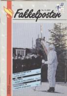 NORWAY Fakkelposten 5-1993 24 Pages Philatelic Magazine Of The Norwegian Post In English