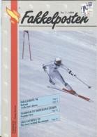 NORWAY Fakkelposten 1-1994 24 Pages Philatelic Magazine Of The Norwegian Post In English
