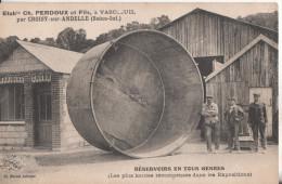 27  Vascoeuil  Etablissement Perdoux - France