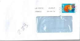 France Envelope Rolling Strip Nadia - France