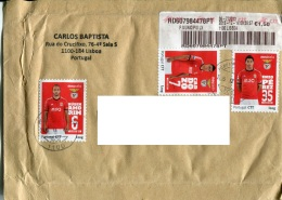 Portugal Registered In Moscow Footballers: Ruben Amorim Cardoso, Enzo Perez - 1910-... Republic