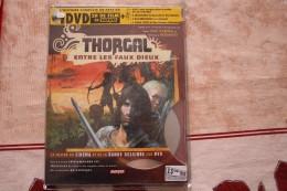 BD THORGAL Entre Les Faux Dieux + 1 DVD Neuf Encore Emballé - Thorgal