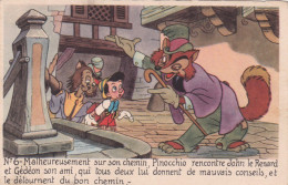 PINOCCHIO N° 6 (chloé7) - Disney