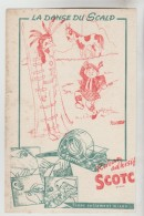BUVARD PAPETERIE RUBAN ADHESIF SCOTCH - La Danse Du Scalp - Papeterie