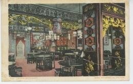 ASIE - CHINE - CHINA - Chinese Restaurant  ( DETROIT Photographic Co., Publishers ) - Cina