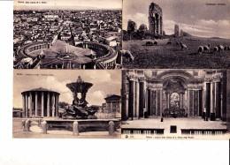 JOLI PETIT LOT DE 16 CARTES ROME TOUTES CIRCULEES 1915 MEME EXPEDITEUR / TOUT PETIT PRX - Roma (Rome)