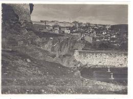 GUERRE D'ORIENT- 1918- SALONIQUE -INCENDIE LES 18.19.20 AOUT 1917-LES REMPARTS DE LA VILLE  11X8CM - Guerre, Militaire