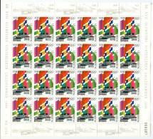 NORWAY 2 Sheets Of 24 Stamps Mint Without Hinge