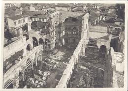 GUERRE D´ORIENT- 1918- SALONIQUE -VUE GENERALE DE SAINT DEMETRE PRISE DU HAUT DU MINARET  11X8CM - Guerre, Militaire