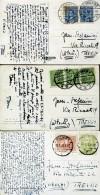 14366 Poland, 3 Circuled Cards 1929,1931,1932  As Scan - 1919-1939 Republic