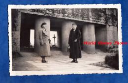 Photo Ancienne - Prés VERDUN ( Meuse ) - Visite à La Tranchée Des Baïonnettes - Jeudi 13 Mai 1937 - War, Military