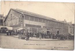 Cpa - Chatellerault - Marché Couvert  (en L´état ) - Chatellerault