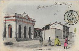 Mascara - Le Tribunal - Collection Idéal P.S. - Carte N° 12 Colorisée - Algeria