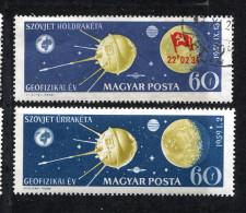Ungarn, Hungary,  1959, Space - Asia
