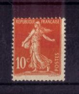 N* 134  NEUF** - 1906-38 Semeuse Con Cameo