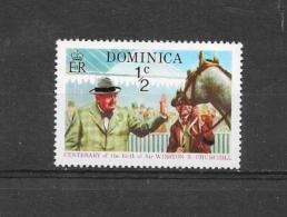 Dominica 1974 Y&T Nr° 396 ** - Dominique (1978-...)