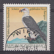AUTRICHE 1987 Mi.nr.: 1901 Naturschutz  Oblitéré-Used-Gestempeld 1963 - 1945-.... 2de Republiek