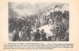 NAPOLEON  1er  -   Passage Du Mont St Bernard   ( 1800 ) - Histoire