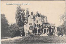 28026g   CHATEAU DE WOLVENDAEL - KASTEEL - Brusseghem - Merchtem