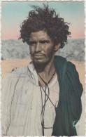 Mauritanie. Type De Maure. CPSM Pt Format Circulé En 1953. Dos Joli Timbre  Afrique Orientale Française. 2 Scans - Mauritanie