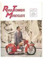 Moto Revue Technique Motocycliste N°91 JANVIER 1955 Etude De La PEUGEOT 256 TC 4. - Auto/Motorrad