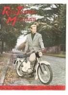 Moto Revue Technique Motocycliste N°88 NOVEMBRE 1954 La 500 Cm3 TERROT RGST - Auto/Motorrad