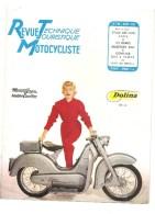 Moto Revue Technique Motocycliste N°126 Mars 1957 Etude Des TWIN ARIEL - Auto/Motorrad