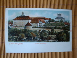 Gruss Aus Zeitz, Schloss Moritzburg, Ungelaufen ! - Zeitz