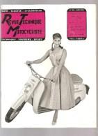 Moto Revue Technique Motocycliste N°116 Juin 1956 Etude De La ISETTA VELAM - Auto/Motorrad