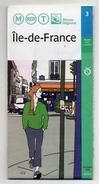 PLAN RESEAU RATP M RER T RESEAU REGIONAL  Ile-de-France  OCTOBRE 2004 - Europe