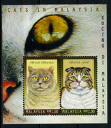 1999 - MALESIA - Mi. Nr. BL 25 -  NH - ( **) - (K-CW 5815171.2) - Malesia (1964-...)