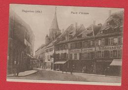 Haguenau  --  Place D Armes - Haguenau