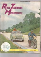 Moto Revue Technique Motocycliste Spécial N°47 Février 1952 Les 250 Cc BSA - Auto/Motorrad