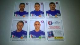 Euro 2016 France Aggiornamenti Italia Figurine  Panini - Panini