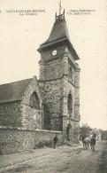 Dieppe (76. Seine Maritime)   Eglise De Neuville Les Dieppe - Le Clocher - Dieppe
