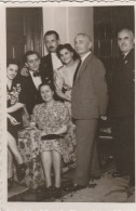 Romania - Ploiesti - 1945 - Petrecere -  Foto 60x80mm - Places