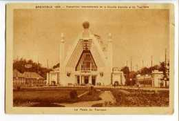 GRENOBLE 1925 - Exposition Internationale - Le Palais Du Tourisme - Grenoble
