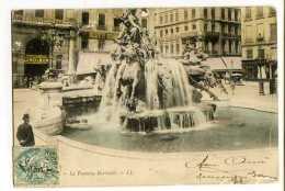 LYON - La Fontaine Bartholdi - Otros