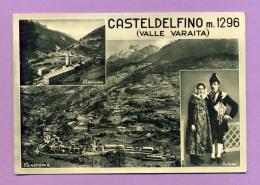 Casteldelfino (valle Varaita) - Cuneo