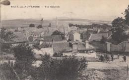 Rigny La Montagne 51 - Vue Générale - Edition Jobert - Cachets 1912 - RARE - Rilly-la-Montagne