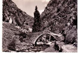 La Massana - Pont De San Antoni , Sobre El Riu Massana (2 Scans) - Andorra