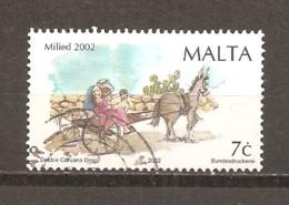 Malta - Yvert  1187 (usado) (o) - Malta