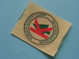 Kinver Scout Camp Worcestershire ( Boy Scouts Badge / Zie Foto Voor Detail ) ! - Scoutisme