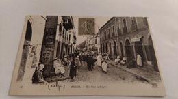 Blida La Rue D Alger - Blida