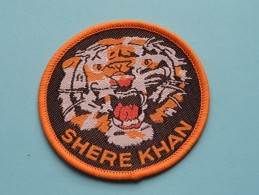 Shere Khan ( Boy Scouts Badge / Zie Foto Voor Detail ) ! - Scoutisme