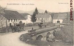 PLANCHER-BAS PONT SUR LE RAHIN ATELAGE 70 HAUTE-SAONE - France