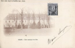 JUSSEY ECOLE MUNICIPALE DES FILLES EDITION REPORT DE JOACHIM 1900 - Ohne Zuordnung