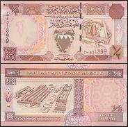 BILLETS DE BANQUE  BAHRAIN MONETARY AGENCY  HALF DOLLAR - Bahreïn