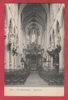 Diest - Sint-Sulpitiuskerk - Binnenzicht - 1910 ( Verso Zien ) - Diest